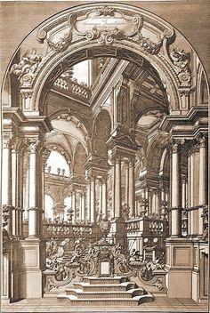 Giuseppe Galli Bibiena (1696-1756)