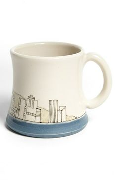Downing Pottery Phoenix Cityscape Mug available at #Nordstrom