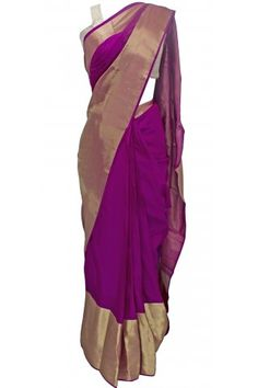 Luxe India Silk Saree