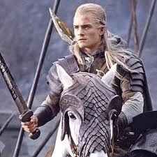 """A fun post, with great pics: """"6 Reasons Why Lord of the Rings is Awesome"""" and she's right: """"Viggo Mortenson is hot stuff,"""" and """"Orlando Bloom is pretty."""""""