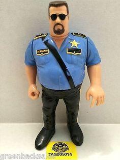 (TAS005014) - WWE WWF WCW nWo Wrestling Hasbro Action Figure - Big Boss Man