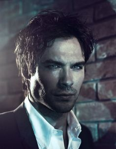 """The Vampire Diaries Exclusive: Ian Somerhalder on """"Dark Underbelly"""" of Mystic Falls, Trouble for Delena and More! http://sulia.com/channel/vampire-diaries/f/2d843362-e96e-4ef2-a126-1f85bc2caeef/?pinner=54575851&"""