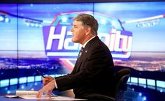 """Sean Hannity calls Barack Obama """"asshole"""" on live TV! WATCH:  Do you support him? Source:"""