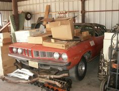 426 Hemi 1971 'Cuda convertible Maintenance/restoration of old/vintage vehicles: the material for new cogs/casters/gears/pads could be cast polyamide which I (Cast polyamide) can produce. My contact: tatjana.alic@windowslive.com