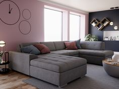 Všetko, čo potrebujete, vám dokáže poskytnúť jedinečná kráska menom 🖤PORTOS🖤. Moderná, štýlová, pohodlná sedacia súprava, ktorá splní všetky vaše predstavy o dokonalom sedení. 💥👌 #sedacka #sedaciasuprava #modernasedacka #krajsidomov Couch, Furniture, Home Decor, Settee, Decoration Home, Sofa, Room Decor, Home Furnishings, Sofas