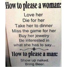 Is sex a need for men
