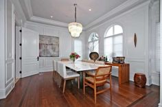 $3.75M for a grand #BridlePath home fit for an extensive art collection #Toronto #RealEstate #ChestnutPark