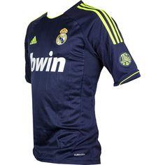 Jersey Adidas Real Madrid Azul Marino Suplementos Deportivos 5ecc25bd0a567