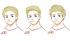 Erraday - Ninjago Zane, new hair styles <------ I like the third one the best
