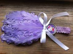 Hello Kitty Baby Feather Headband