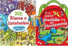 Livros Junior e Juvenil: Passatempo especial de Natal (Pack3: 2 livros)