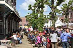 Voorstraat Koningsdag 2014