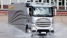 Transport agabaritic cu Transforce, mai usor si mai rapid ca niciodata!