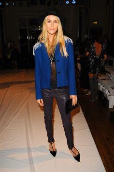 Lady Mary Charteris.. LFW..... - Celebrity Fashion Trends