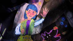 Court-métrage d'animation de fin d'études (promotion 2014).