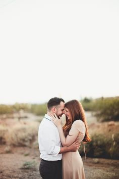 Andria Lindquist // Lindsay & Nick // Engaged in the Desert