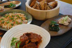 COOKING ROOM 401 :  Chinese OMOTENASHI 中華ちまきでおもてなし。