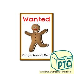 The Gingerbread Man Resources - Primary Treasure Chest Teaching Activities, Teaching Ideas, Gingerbread Man Story, Ourselves Topic, Crafts For Kids, Arts And Crafts, Cake Shop, Treasure Chest, Role Play