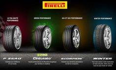 Llantas Pirelli: venta online con amplia variedad de modelos y stock de llantas Pirelli en www.colombiallantas.com.co