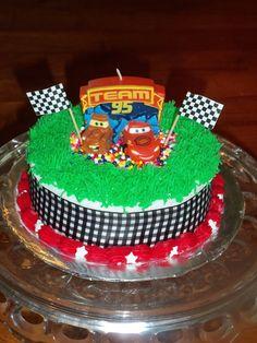 My Charming Cakes Cars Cake And Smash cakepins.com