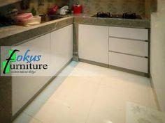 Kitchen set minimalis murah di jakarta timur