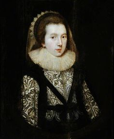Lady Anne Clifford (1590–1676), Countess of Dorset.  Later Countess of Pembroke and Montgomery.