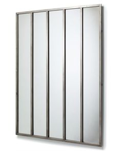 mirrordeco.com — Quintet - Large Window Frame Mirror H:134cm
