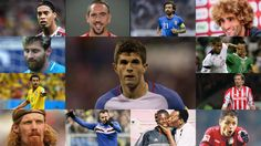 Our panel of four experts from one office compiled a list of some of the male players on the planet. #soccerplayers #soccer #futbol #internationalsoccer #menssoccer