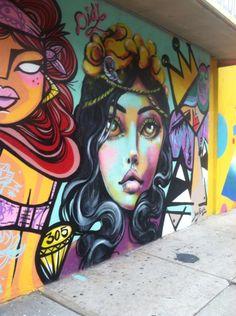 In Street Art Brooklyn Urban Street Art, 3d Street Art, Street Artists, Urban Art, Street Art Utopia, Murals Street Art, Street Art Graffiti, Banksy Graffiti, Street Art Photography