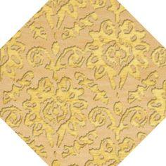 Dalyn Rug Co. Bella Beige/Yellow Area Rug Rug Size: Octagon 10'