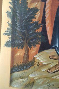 Religious Icons, Art Icon, Orthodox Icons, Fresco, Style Icons, Christian, Landscape, Nature, Flowers