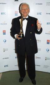 Talk Show Host Gay Byrne
