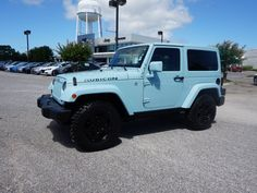 jeep wrangler 2 door blue gray - Google Search
