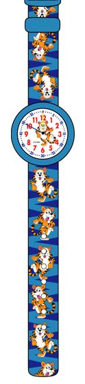 Childrens Watch - Tommy the Tiger Watch