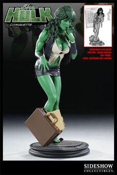 She-Hulk Comiquette