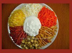 The Kaleidoscope Salad