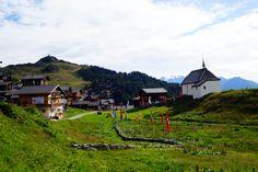 Bettmeralp. Wallis. Switzerland.