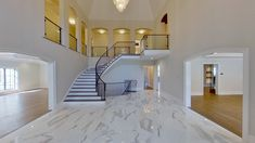 Mansion Tour, Dream Houses, Virtual Tour, Life Is Beautiful, House Tours, House Plans, House Ideas, Floor Plans, Stairs