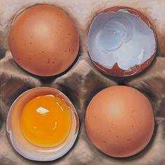 Broken Egg by Lillemut.deviantart.com on @DeviantArt