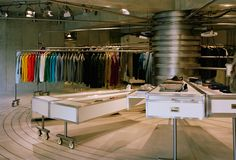 band of outsiders flagship by lot-ek / tokyo