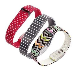Generic Replacement Wrist Band for Fitbit Flex Small Pack of 3
