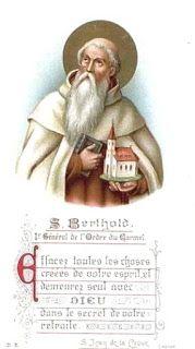 Tus Preguntas sobre los Santos: San Bertoldo, Padre Nuestro http://preguntasantoral.blogspot.com.es/2013/03/san-bertoldo-padre-nuestro.html #santodeldia