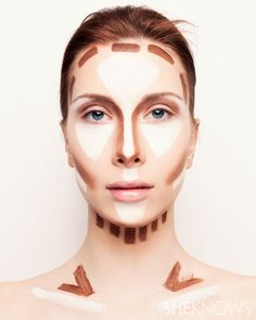 How to highlight and contour like a pro