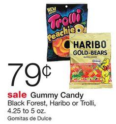 Haribo Gold-Bears Just $.49 at Walmart or Walgreens!