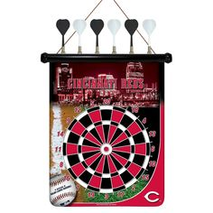 MLB Magnetic Dart Set