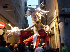 La Festa Major de Gracia - Barcelona