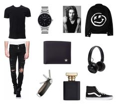 Designer Clothes, Shoes & Bags for Women Bad Boys, Givenchy, Hot Guys, Men's Fashion, Vans, Menswear, Shoe Bag, Polyvore, Stuff To Buy