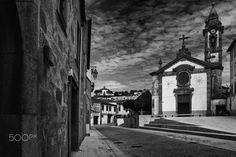 Igreja de Santa Marinha Vila nova de Gaia - Ce monastère est le symbole de la ville.