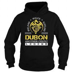 Awesome Tee DUBON Legend - DUBON Last Name, Surname T-Shirt T-Shirts