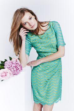 Boden Summer Lace Dress #SS15